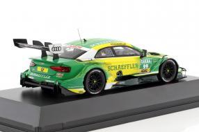 Audi RS 5 2017 DTM 1:43 Mike Rockenfeller Spark