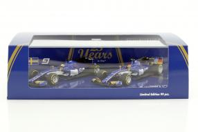 Sauber F1 Set 1:43