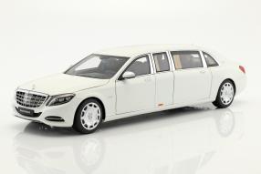 Mercedes-Maybach S 600 Pullmann 1:18