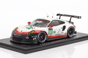 Modellautos Porsche 911 GT3 RSR 2017 1:43