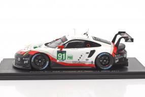 Porsche 911 GT3 RSR 2017 1:43