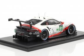 Miniaturen Modellautos Porsche 911 GT3 RSR 2017 1:43