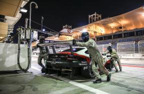 Porsche 911 GT3 RSR 2017 Le Mans
