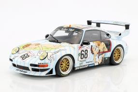 Porsche 911 GT2 1998 1:18