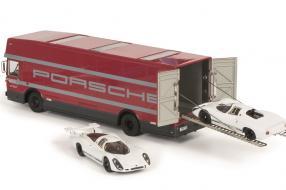 Porsche Renntransporter 1:43
