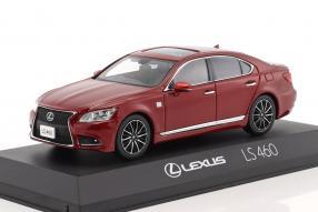 Lexus LS 460 F Sport 1:43