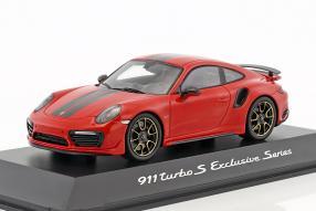 Porsche 911 991 II Turbo S Exclusive Series 1:43