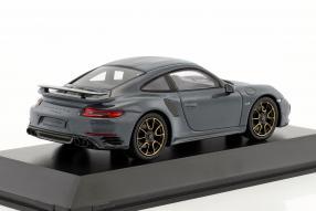 Modellautos Porsche 911 991 II Turbo S Exclusive Series 1:43