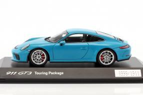 Modelcars Porsche 911 991 II GT3 touring package 1:43