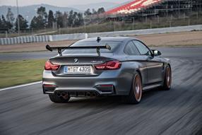 BMW M4 GTS 2016 / BMW AG