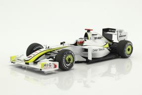 Brawn BGP001 F1 2009 1:18