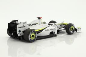 Modellautos Brawn BGP001 F1 2009 1:18