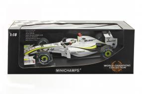 Modelcars Brawn BGP001 F1 2009 1:18