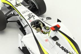 Brawn BGP001 F1 2009 1:18 Minichamps