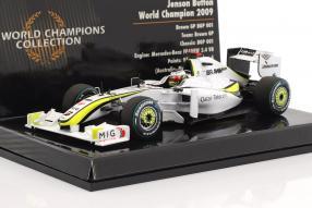 Brawn BGP001 F1 2009 1:43