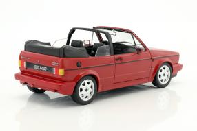 Modellautos VW Golf I 1992 1:18