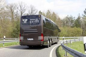 Mercedes-Benz Travego M Heck