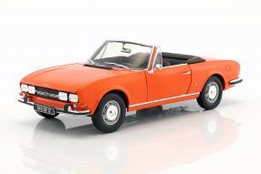 Peugeot 504 1970 1:18