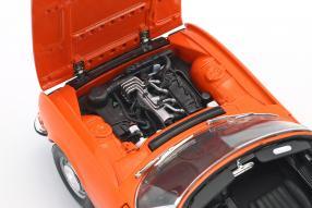 Peugeot 504 Cabriolet 1970 1:18
