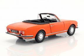 Modellautos Peugeot 504 1970 1:18