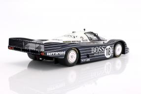 Modellautos Porsche 956 1:12