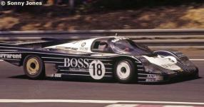 Porsche 956 Obermaier Racing Sonny Jones