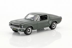 Ford Mustang 1968 Bullitt 1:43