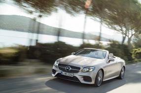 Mercedes-Benz E-Klasse Cabriolet 2017