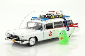 Cadillac 1959 Ambulance Ghostbusters 1984 1:18