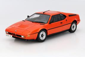 BMW M1 1978 1:18