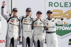 Mercedes-AMG GT3 Riley Motorsports 2017