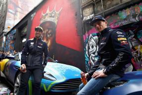 Ricciardo und Verstappen 2018
