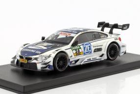 Modelcars BMW M4 DTM 2017 1:43 Martin