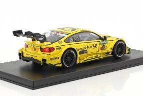 Modellautos BMW M4 DTM 2017 1:43 Timo Glock