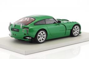 Modellautos modelcars TVR Sagaris 2005 1:18