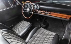 Interieur Porsche 901