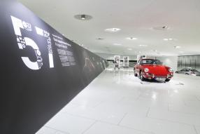 Porsche 901 Nr. 57 restauriert
