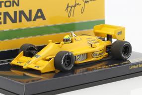 Ayrton Senna Lotus 99T 1:43