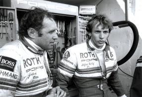 Mass und Bellof Le Mans 1983