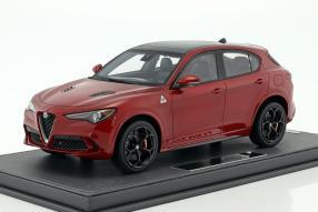 Alfa Romeo Stelvio 1:18