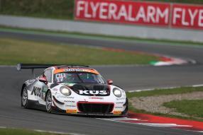 Porsche 911 GT3R in Oschersleben