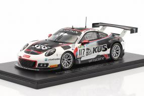 Porsche 911 Bernhard 1:43