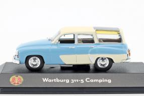 Modellautos Wartburg