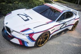 BMW 3.0 CSL Hommage R 2015