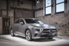 Premiere Mercedes-Benz A-Klasse