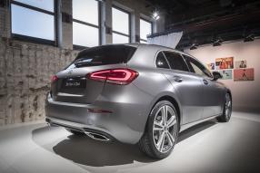 Neue Mercedes-Benz A-Klasse 2018