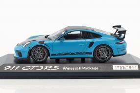 Modelcars Porsche 911 GT3 RS 2018 1:43