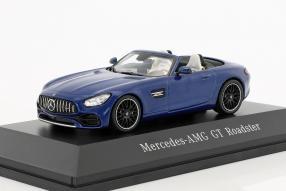 Mercedes-AMG GT Roadster 1:43