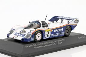Modellautos Porsche 956 Rekordrunde 1983 Stefan Bellof 1:43 by CMR
