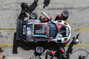 KÜS Team75 Bernhard, Porsche 911 GT3 R, Nürburgring 2018